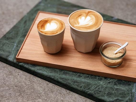 Kaffee Spezialitäten Wild & Raw